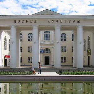 Дворцы и дома культуры Шемурши