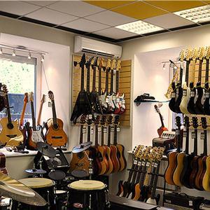 Музыкальные магазины Шемурши