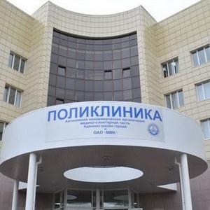Поликлиники Шемурши