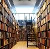 Библиотеки в Шемурше