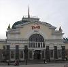 Железнодорожные вокзалы в Шемурше