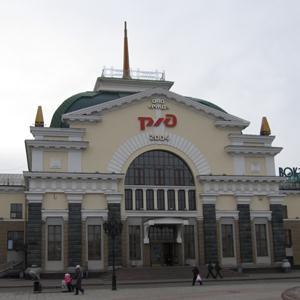 Железнодорожные вокзалы Шемурши